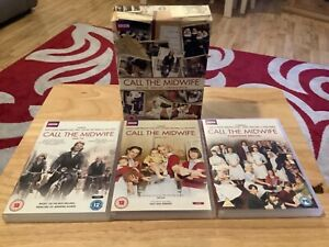 Call The Midwife Series 1-2 & Christmas Special DVD Boxset