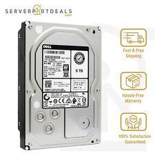 """HGST 6TB Hard Drive 7200RPM SATA 3.5"""" Internal HDD for PC NAS HD DVR CCTV NVR"""