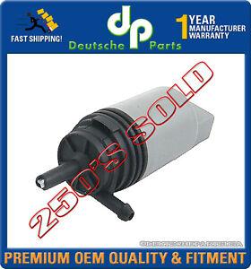 Windshield Washer Pump 67126934159 for BMW E60 E61 E65 E66 E82 E90 E88 E91 E92