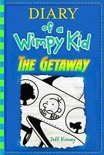 Diary of a Wimpy Kid 12. The Getaway von Jeff Kinney (Taschenbuch)