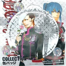 D.gray-man Collection Can Badge Arystar Krory III  Jump Shop Limited Anime F/S