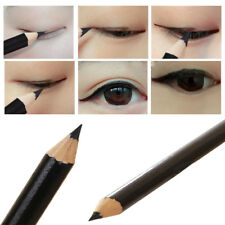 4 PCS  Soft Eyeliner Pencil Cosmetic Eyebrow Pen Pro Eye Liner Makeup