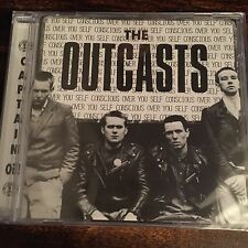 Outcasts - Self Conscious over You (2004) NEW SEALED PUNK CD