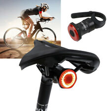 Intelligent Induction Brake Taillights Mountain Bike Rear Lights USB Charge HOT!