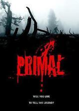 Primal (DVD) Bethany Davis, Brian Girard NEW sealed