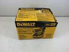 DEWALT 20-V MAX Li-Ion Cordless Brushless 5 in. Random Orbit Sander (Tool Only)