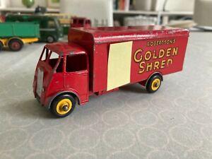 Dinky Supertoys 919 Guy Otter Van Golden Shred. OK condition