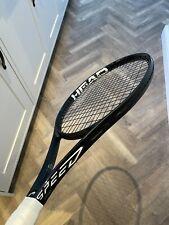 Head Graphene 360+ Speed MP Black Version Immaculate Tennis Racket Current Model