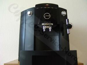 JURA Impressa XF50 Schwarz Gen. 2 Kaffeevollautomat 12Monate Gewährleistung 1862