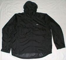 Grundens Gage Technical Gear Hooded Rain Jacket Xxl Black Zip Up