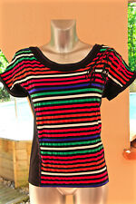 t-shirt backless strechy AVENTURES DES TOILES size 42 fr 46i MINT