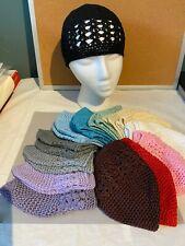 Kufi Knit Crocheted Cap