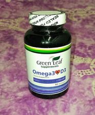 OMEGA 3  Fish Oil, Anti Inflammatory, Joint  Dietary Supplement -90 Soft Gels