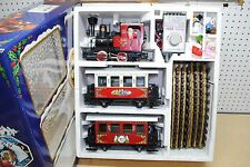 LGB 21540 Christmas Santa Train Steam Locomotive Passenger Set *G-Scale*