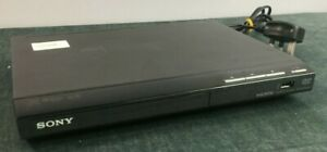 Sony DVP-SR760H Upscaling DVD Player With HDMI & USB - Multi Format Compact Slim
