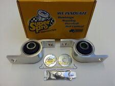 ALOY1388AK SuperPro Front LCA Caster Kit - Rear Bushing 02-07 Impreza, WRX, STI