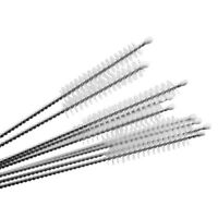 Nice New 10pcs Nylon Straw Cleaners Cleaning Brush Drinking Pipe Cleaners