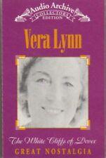 VERA LYNN : THE WHITE CLIFFS OF DOVER , GREAT NOSTALGIA  / CASSETTE  .CT16
