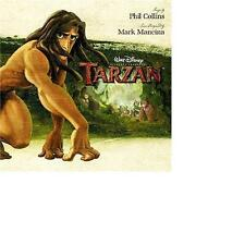 Tarzan Soundtrack Mark Mancina / 5 Brandnew Songs by Phil Collins
