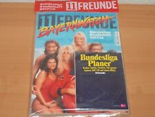 """11 FREUNDE """"BAYERNWATCH"""" + Bundesliga Planer 2017/2018 Ausgabe August 2017!"""