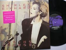 Rock Promo Lp Shirley Eikhard Taking Charge On A&M (Promo)