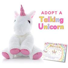 MORDUN Talking Unicorn Plush Stuffed Animal - Peluche de Unicornio - Birthday...