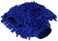 2er Pack Mikrofaser Auto Waschhandschuh Autowäsche Wasch Schwamm Super Soft