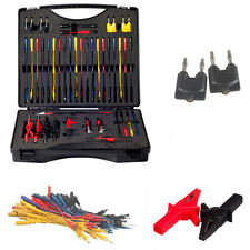 90 Pcs  Multifunction Automotive Circuit Tester Lead Kit Electrical Tester Tools