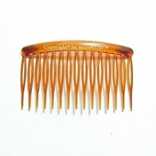Stock Clearance 24 BROWN Side Comb DIY Millinery Wedding Headpieces Veils Craft