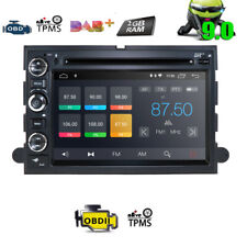 Android 10 For FORD F150/250/350 GPS NAVI CAR DVD Radio Stereo USB AUX BLUETOOTH