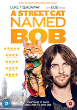 A Street Cat Named Bob (DVD) New/Sealed, Free P&P