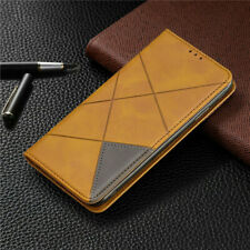 Splice Wallet Leather Flip Cover Case For iPhone 12 Pro 11 XR XS Max 6S 7 8 Plus