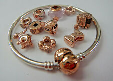 CHOICE of GENUINE Pre-Owned PANDORA ROSE COLLECTION Charms
