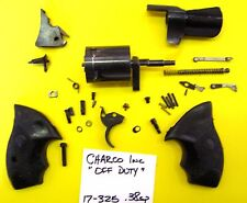 CHARTER ARMS OFF DUTY 38 SP GUN PARTS LOT PART LOT ONE PRICE ITEM # 17-325