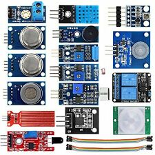 KOOKYE Smart Home Sensor Modules 16 in 1 Kit for Arduino Raspberry Pi 2016