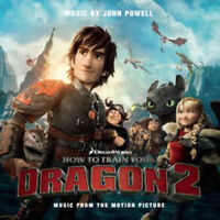 How to Train Your Dragon 2 CD (2014) ***NEW*** FREE Shipping, Save £s