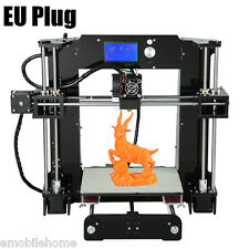 Anet A6 3D imprimante For Home Use Print Precision Reprap i3 DIY with LCD