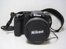 "Nikon Coolpix P510 [16MP, 42-fach opt. Zoom, 3""] anthrazit - AKZEPTABEL"