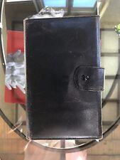 GUCCI Vintage Premium Leather Travel Photo Frame