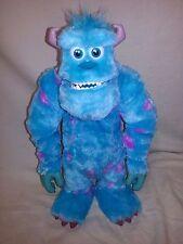 "Monsters Inc Shake & Scare 15"" Plush Stuffed Disney Pixar Talking Halloween"