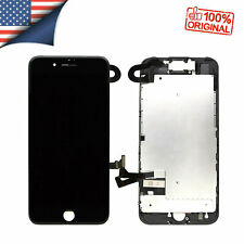 LCD Display Touch Screen Digitizer Assembly Replacement Black for iPhone 7 Plus