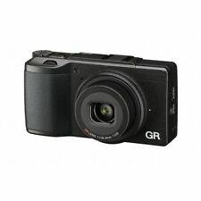 Ricoh GR II Full 1080p H.264 HD 3 Inch LCD HDMI 16.2MP Digital Camera - Black