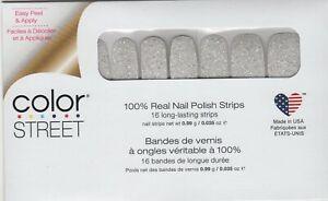 CS Nail Color Strips Home Sleet Home 100% Nail Polish Strips - USA Made!