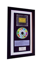KAISER CHIEFS Employment CLASSIC CD GALLERY QUALITY FRAMED+EXPRESS GLOBAL SHIP