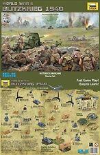 Zvezda WWII World War II Blitzkrieg 1940 Historical Wargame