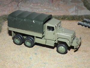 U. S. A. Armée Cargo Camion M35 U.S.Modèle Construit - 1/72 Echelle