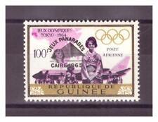 GUINEE . PA    N° 63 A . 100 F   NEUF  *   .SUPERBE .