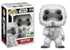 #173 Funko Pop Star Wars Muftak Vinyl Bobble Figure 2017 Comic Con U15