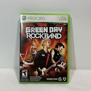 Green Day: Rock Band - Xbox 360 Game - Complete & Tested Free Shipping 🔥🚐