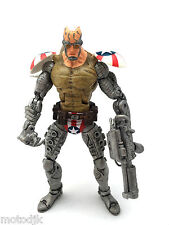 "Marvel Legendary Comic Book Heroes 6"" Figure SUPER PARIOT Unmasked Pitt Series"